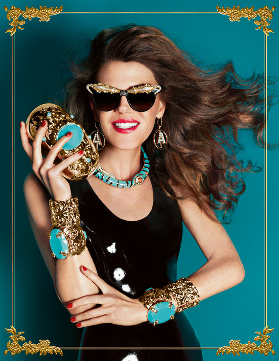 la-modella-mafia-Anna-Dello-Russo-for-HM-lookbook-release-date-October-4th-1